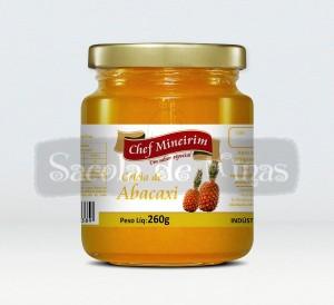 Geléia de Abacaxi 260 g