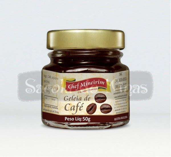 Geléia de café 50 g 1