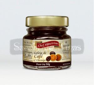 Geléia de café com laranja 50 g