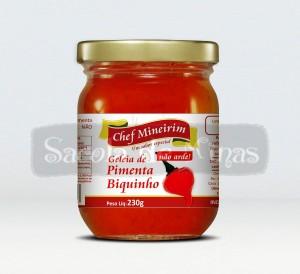 Geléia de Pimenta Biquinho 230 g