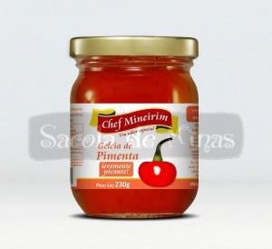 Geléia de Pimenta levemente picante 230 g
